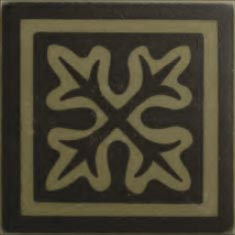 100 x 100 mm encaustic tiles