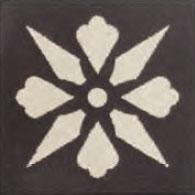 50 x 50 mm encaustic tiles